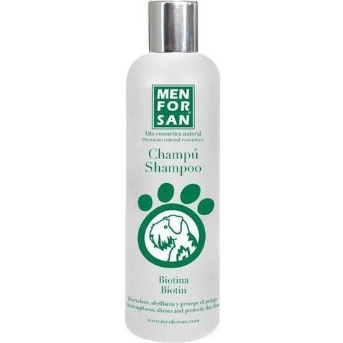 MENFORSAN konia NATURAL szampon z biotyną - 1l (8414580004372)