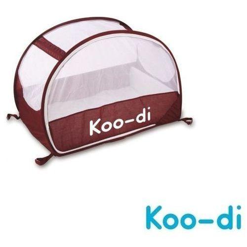 łóżeczko turystyczne koo-di pop up bubble cot - aubergine Koo-di