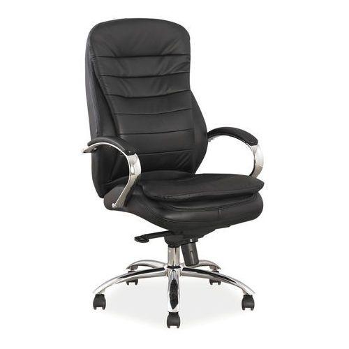Fotel biurowy Signal Q-154 skóra naturalna