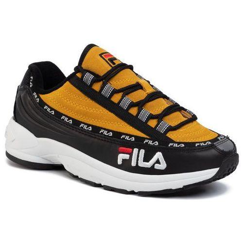 Sneakersy Dstr97 S 1010712.12R BlackCitrus, kolor żółty (Fila)