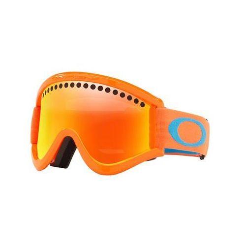 Oakley goggles Gogle narciarskie oakley oo7042 e-frame snow 704207