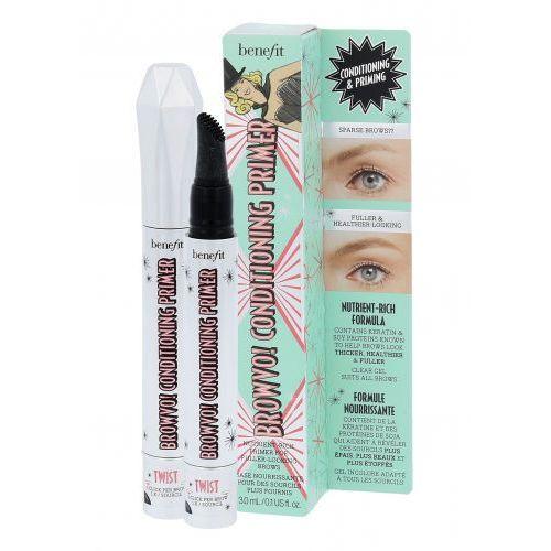 Benefit Browvo! Conditioning Eyebrow Primer regulacja brwi 3 ml dla kobiet - Promocyjna cena