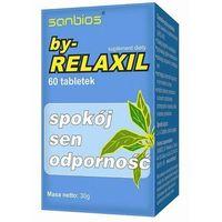 Tabletki By-Relaxil 60 tabl. – na bezsenność, stres, zmęczenie