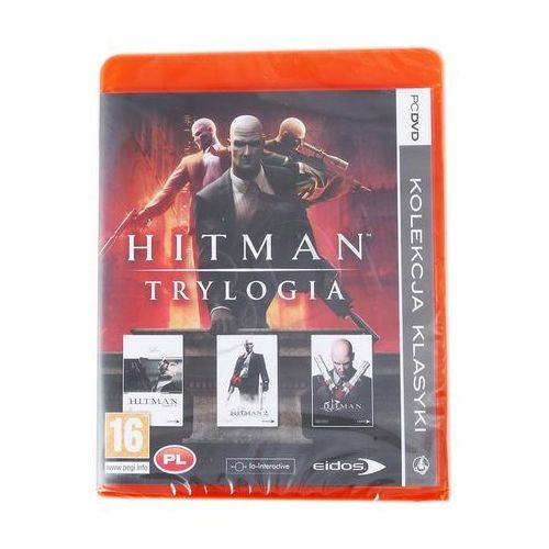Hitman Trylogia (PC)