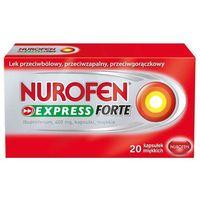 Kapsułki NUROFEN Express Forte x 20 kapsułek