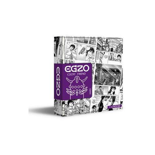 Luxe condoms Prezerwatywa z wypustkami luxe (5094028013864)