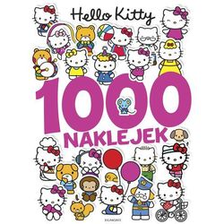 Hello Kitty. 1000 naklejek - Opracowanie zbiorowe