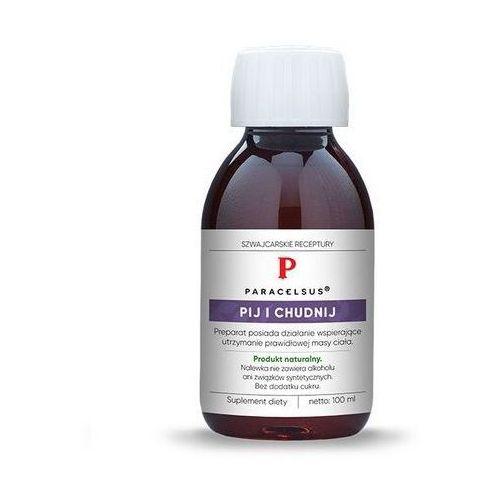 Paracelsus: Pij i Chudnij 100 ml