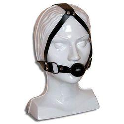 Maski i kneble  Leder Sklep-intymny.pl