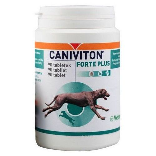 Caniviton Forte Plus 90 tabletek