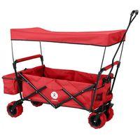 Wózek plażowy transportowy Miweba 10