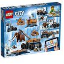 60195 ARKTYCZNA BAZA MOBILNA Arctic Mobile Exploration Base KLOCKI LEGO CITY  LEGO Arktyczna baza