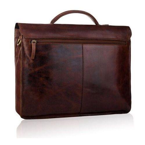 Skórzana torba biznesowa tbs-315 betlewski brązowa (5907538206827)