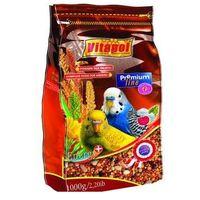 Vitapol pokarm premium dla papużek falistych