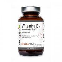 Kapsułki KENAY WITAMINA B12 MECOBALACTIVE - METYLOKOBALAMINA 60 KAPS.