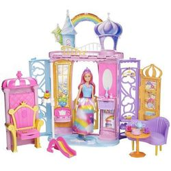 Domki dla lalek  Mattel filper