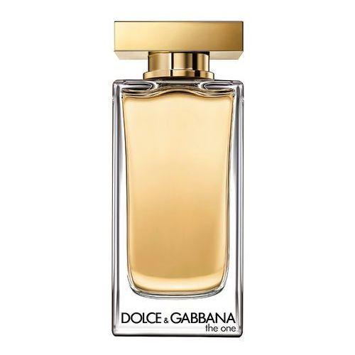Dolce&Gabbana The One woda toaletowa 100 ml tester dla kobiet (3423473035619)