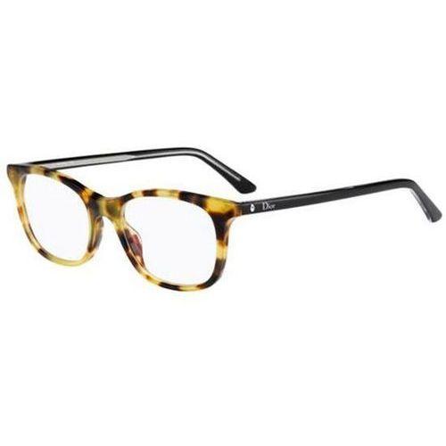 Dior Okulary korekcyjne montaigne 18 tfz