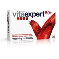 Tabletki Vitaexpert 50+ x 30 tabletek
