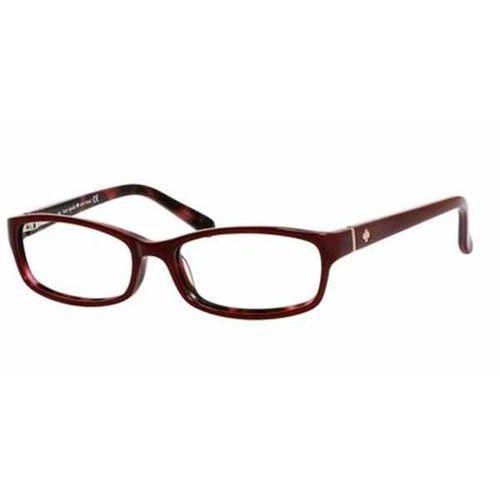 Okulary korekcyjne narcisa 0w73 00 Kate spade