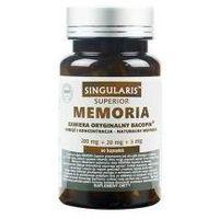 SINGULARIS MEMORIA 60 KAPSUŁKI PAMIĘĆ I KONCENTRACJA (0590326326236)