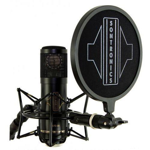stc-20 pack studyjny mikrofon pojemnościowy z akcesoriami marki Sontronics