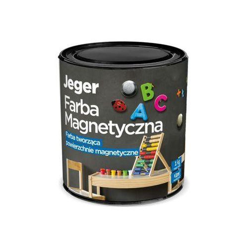 Farba magnetyczna 0.5 l Czarna JEGER (5902166635049)