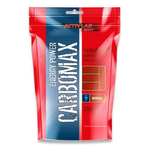 ACTIVLAB Carbo Max - 3000g - Strawberry