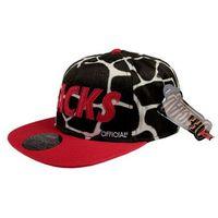 czapka z daszkiem OFFICIAL - Safari Racks (000)
