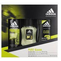Adidas Pure Game zestaw upominkowy II. + do każdego zamówienia upominek. - sprawdź w wybranym sklepie