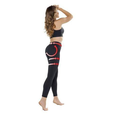 PUSH-UP LEGGINGS Anti Cellulite legginsy, 23070 (5216407)