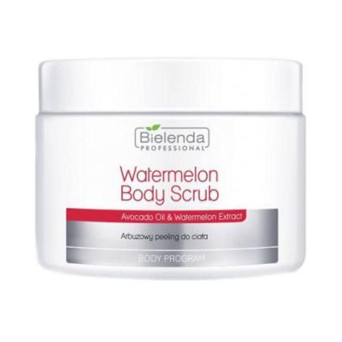Watermelon body scrub arbuzowy peeling do ciała Bielenda professional - Świetny upust