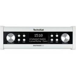 Radio Technisat DigitRadio 20 białe (0001/4987) Darmowy odbiór w 19 miastach! Raty od 19,00 zł