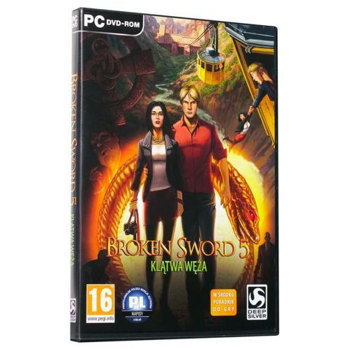 Broken Sword V Klątwa Węża (PC)