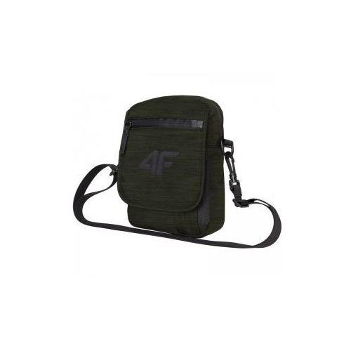 torba na ramię h4l19-tru001-43m khaki melanż marki 4f