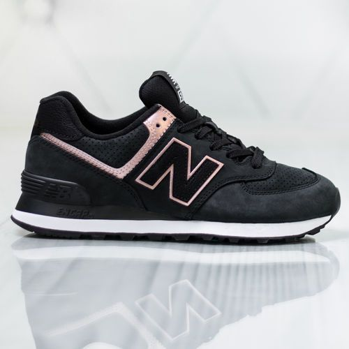 New Balance 574 WL574NBK, NB-WL574NBK-3750
