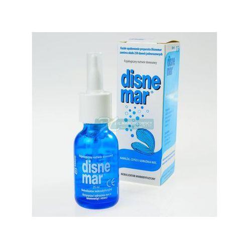 Aerozol Disnemar baby aer do nosa dla niemowląt i dzieci 25ml (250dawek)