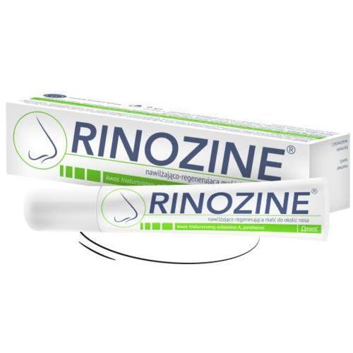 Maść RINOZINE maść nawilżająco-regenerująca do okolic nosa 15g