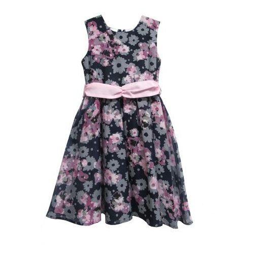 8c52822c1f Zobacz ofertę Blue Seven sukienka dziewczęca w kwiaty 122 czarna