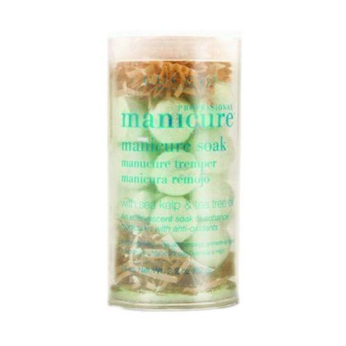 Manicure soak with sea kelp and tea tree oil kulki sanitarne do manicure (24 szt.) Cuccio