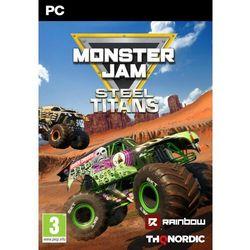 Thq Monster jam steel titans - k01452- zamów do 16:00, wysyłka kurierem tego samego dnia!