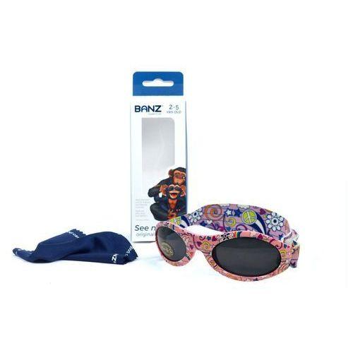 Banz Okulary przeciwsłoneczne dzieci 2-5lat uv400 - peace