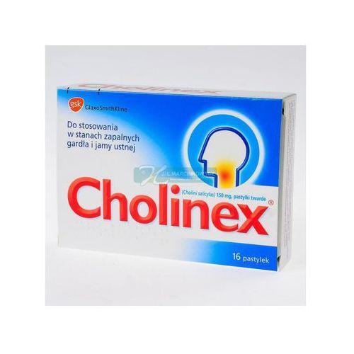Cholinex x 16 pastylek (5909990170111)