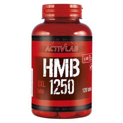 Activlab hmb 1250 xxl tabs - 120tabs