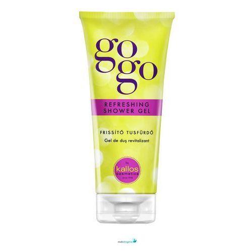 Kallos Cosmetics Gogo Refreshing Żel pod prysznic 200ml - Promocja