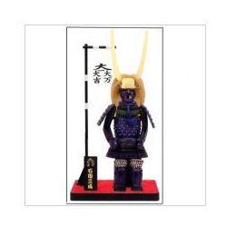 Miniatura samuraj w zbroi Mitsunari Ishida SB-14
