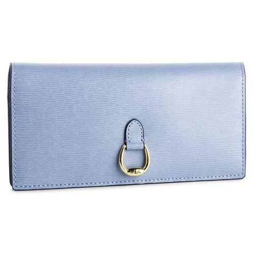 1c9ff2e6de8e6 Zobacz ofertę Lauren ralph lauren Duży portfel damski - bennington9014 blue