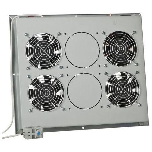 panel wentylacyjny z termostatem rac-ch-x04-x3 do szaf stojących (4x wentylator 230v/60w, sufitowo-podłogowy)- wysyłamy do 18:30 marki Triton