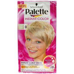 Koloryzacja włosów Palette