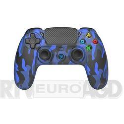 Cobra Kontroler qsp413 ps4 niebieski
